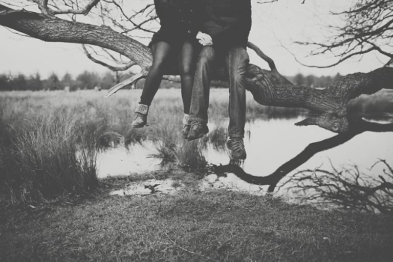 Bushy_Park_Engagement_Photography_Amy_B_Photography_Creative_Alternative_London_Wedding_Photographer_0008