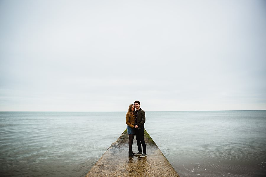 Brighton Engagement Photography