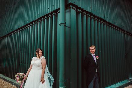 Tythe Barn Wedding