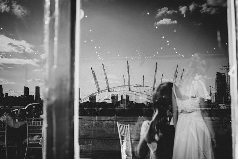 Trinity Buoy Wharf Wedding Photography