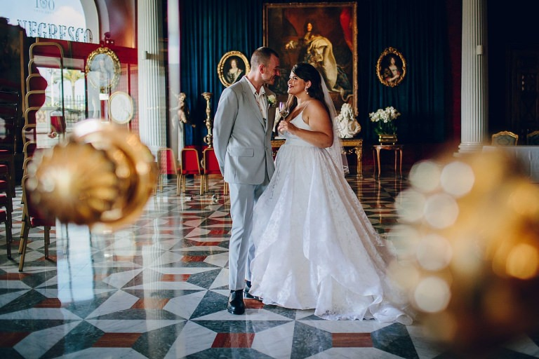 Hotel Negresco Wedding